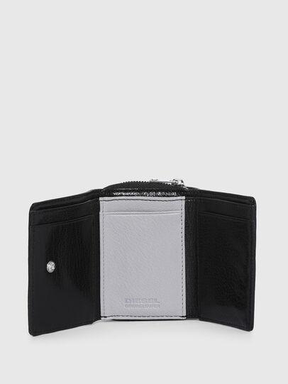 Diesel - SPEJAP, Black/Grey - Small Wallets - Image 3
