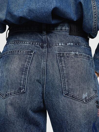 Diesel - Widee 0092Z, Mittelblau - Jeans - Image 5