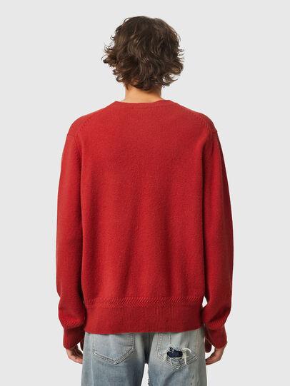 Diesel - K-BOSTON, Red - Knitwear - Image 2