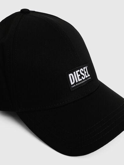 Diesel - CORRY, Nero - Cappelli - Image 3