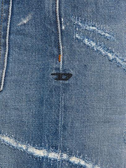 Diesel - D-Reggy 0097B, Mittelblau - Jeans - Image 4