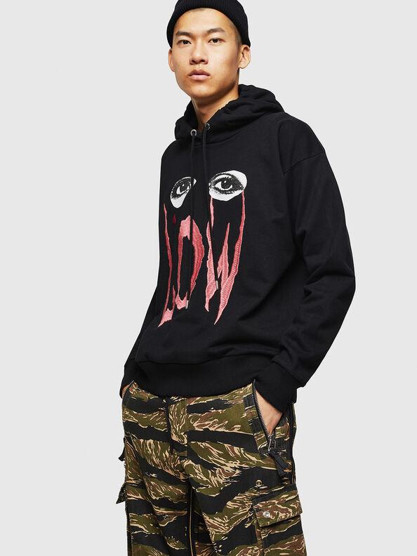 S-ALBY-B6,  - Sweatshirts