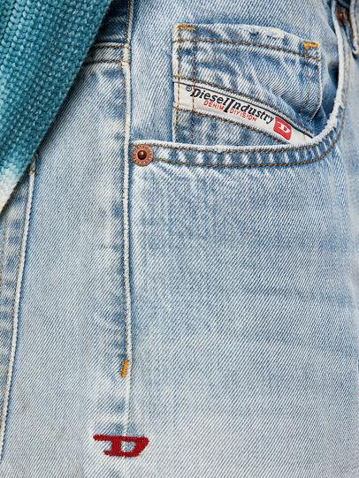 Diesel - D-Reggy 009GZ, Hellblau - Jeans - Image 5