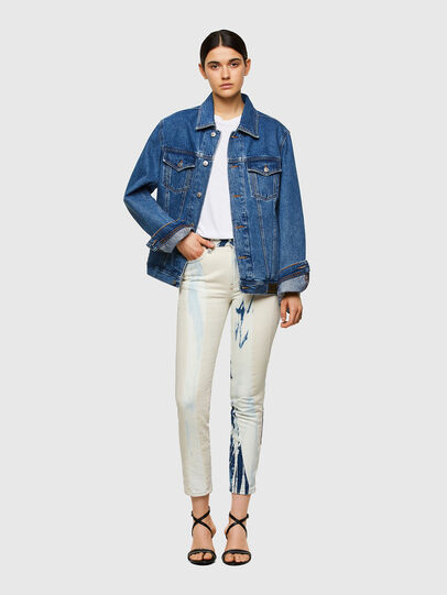 Diesel - T-SILY-A8, Blanc - T-Shirts - Image 4