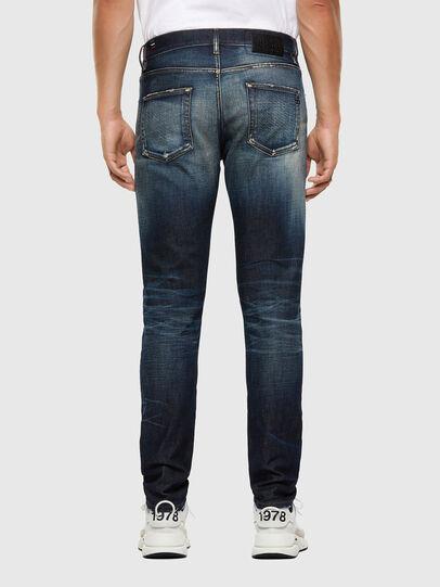 Diesel - D-Strukt 0092I, Blu Scuro - Jeans - Image 2