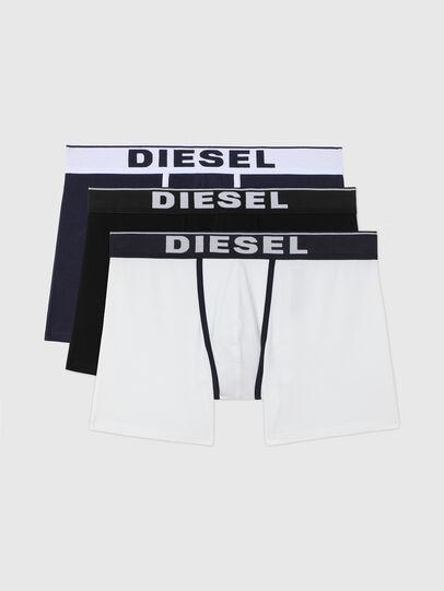 Diesel - UMBX-SEBASTIANTHREEP, Blau/Weiss - Boxershorts - Image 1
