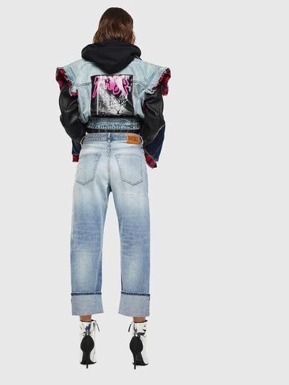 Diesel - D-Reggy 0098V, Hellblau - Jeans - Image 2