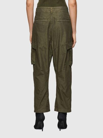 Diesel - P-EMMA, Verde Militare - Pantaloni - Image 2