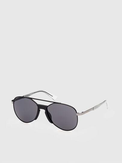Diesel - DL0339, Black - Sunglasses - Image 2