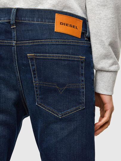 Diesel - D-Luster 009ML, Blu Scuro - Jeans - Image 3