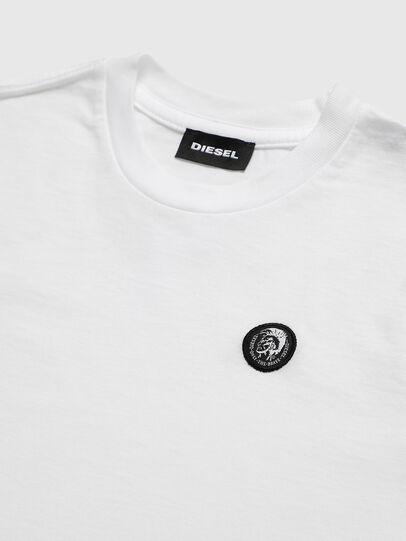Diesel - TFREDDY, Weiß - T-Shirts und Tops - Image 3