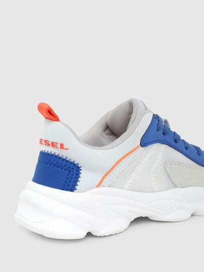 Diesel - S-SERENDIPITY LC YO, Blanc/Bleu - Footwear - Image 4