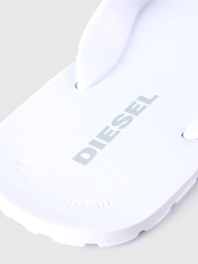 Diesel SPLISH, Weiß - Pantoletten - Image 3