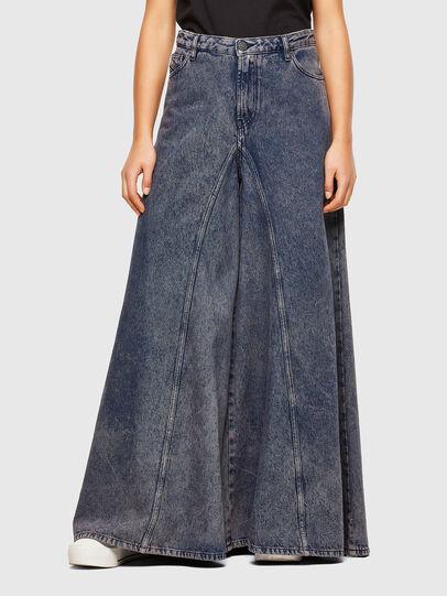 Diesel - D-Spritzz 009RP, Bleu Foncé - Jeans - Image 1