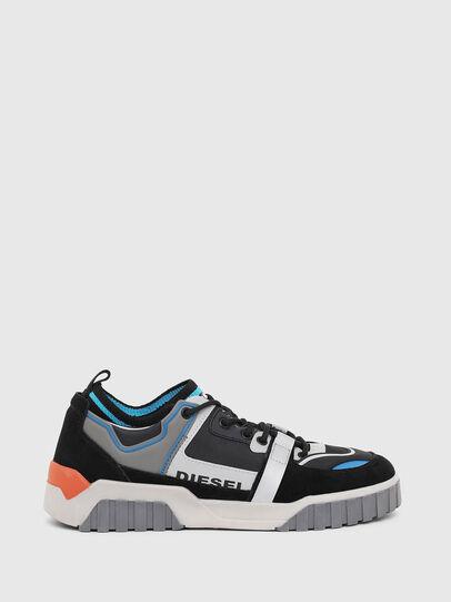 Diesel - S-RUA SL LOW, Schwarz - Sneakers - Image 1