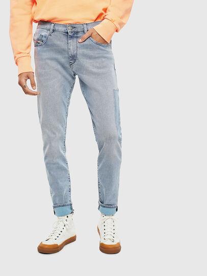 Diesel - D-Strukt 009BP, Hellblau - Jeans - Image 1