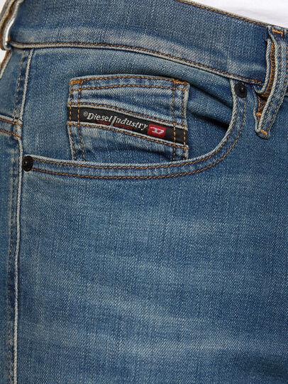 Diesel - D-Istort 009HC, Mittelblau - Jeans - Image 3