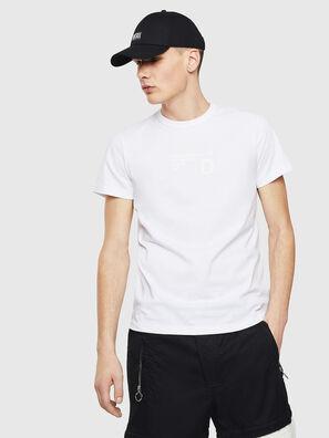 T-DIEGO-S5, Weiß - T-Shirts