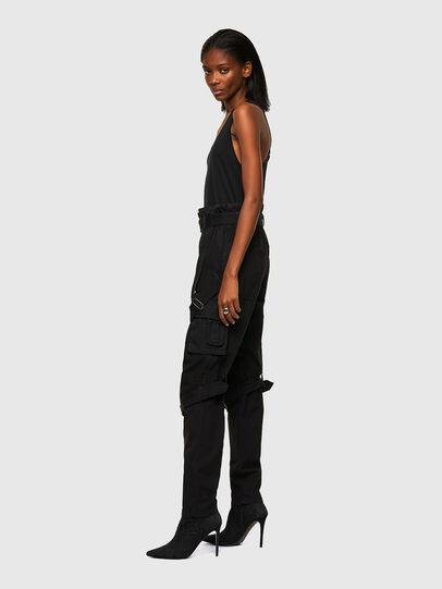 Diesel - P-FEDRA-A, Noir - Pantalons - Image 3