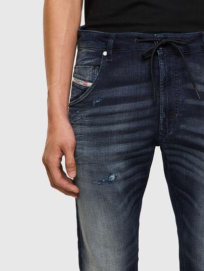 Diesel - KROOLEY JoggJeans® 069QD, Dunkelblau - Jeans - Image 3