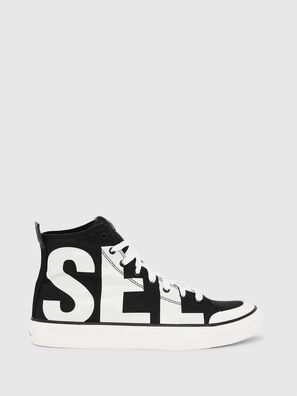 S-ASTICO MC, Schwarz/Weiß - Sneakers