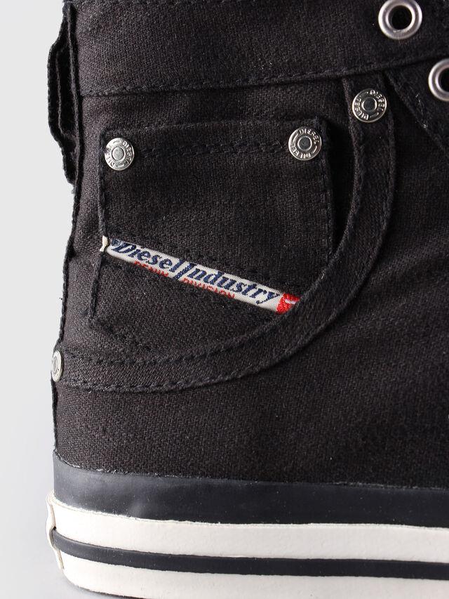 Diesel EXPOSURE, Schwarz - Sneakers - Image 5