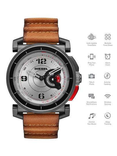 Diesel - DT1002, Braun - Smartwatches - Image 1