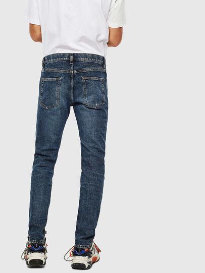 Diesel - D-Strukt 009AR, Mittelblau - Jeans - Image 2