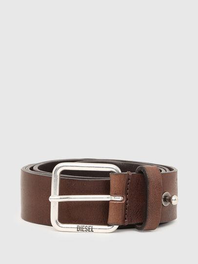 Diesel - B-MUSH, Brown - Belts - Image 1