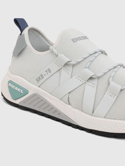 Diesel - S-KB WEB LACE, Azurblau - Sneakers - Image 4