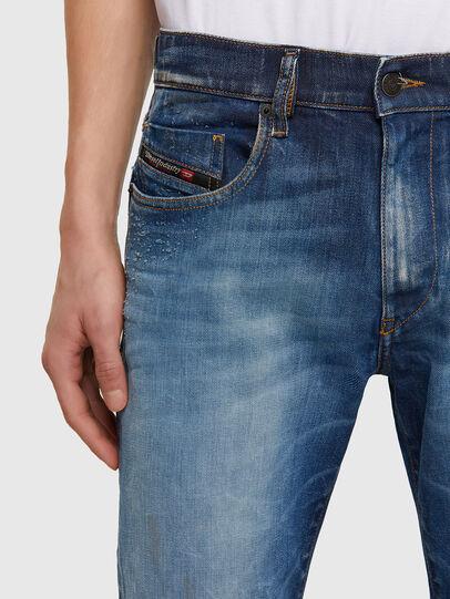 Diesel - D-Strukt 009NT, Mittelblau - Jeans - Image 3