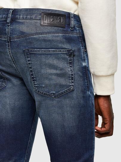 Diesel - D-Strukt JoggJeans® 069SL, Blu Scuro - Jeans - Image 4