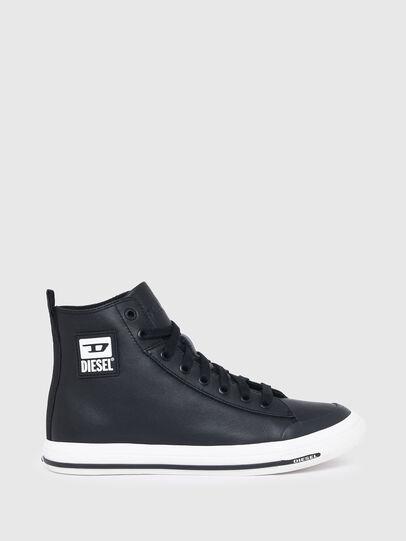 Diesel - S-ASTICO MID CUT W, Black - Sneakers - Image 1