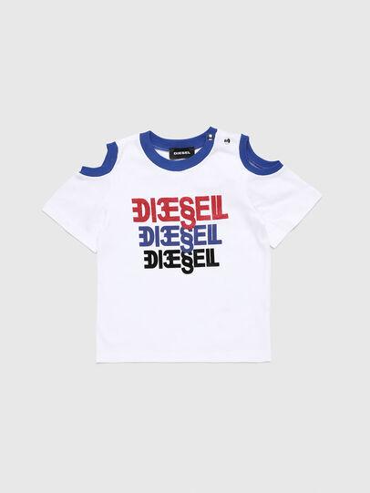 Diesel - TANIURAB, Weiß - T-Shirts und Tops - Image 1