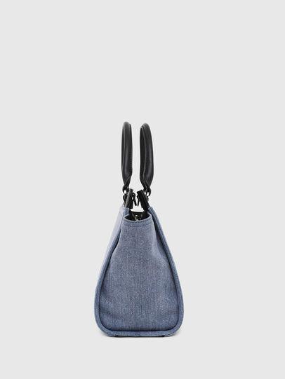 Diesel - BADIA, Jeansblau - Satchel Bags und Handtaschen - Image 3
