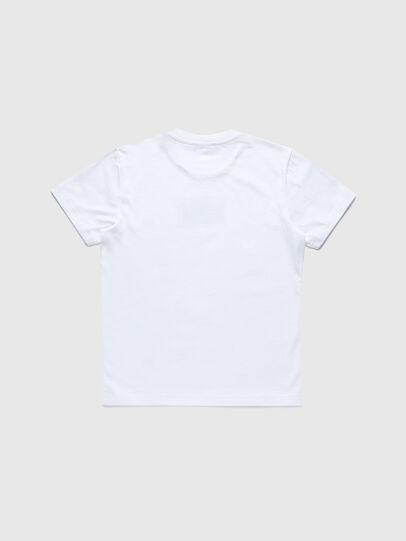 Diesel - TCODE, Blanc - T-shirts et Hauts - Image 2