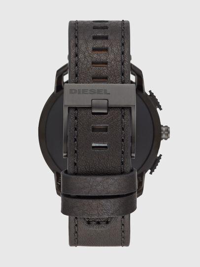 Diesel - DT2016, Schwarz/Bronze - Smartwatches - Image 2