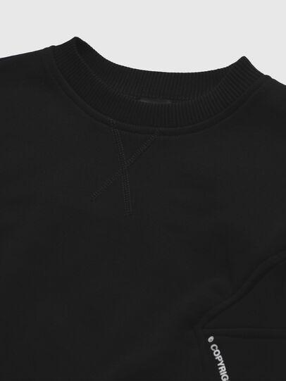 Diesel - SMONDY, Schwarz - Sweatshirts - Image 5