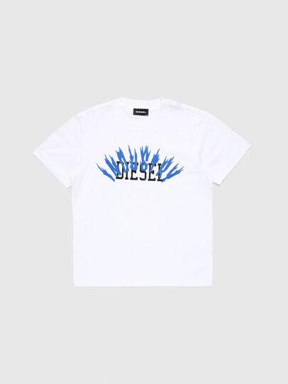 Diesel - TDIEGOA10, Weiß - T-Shirts und Tops - Image 1
