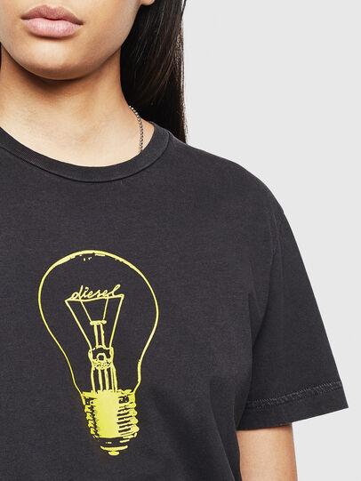Diesel - T-DIEGO-S9, Schwarz - T-Shirts - Image 6