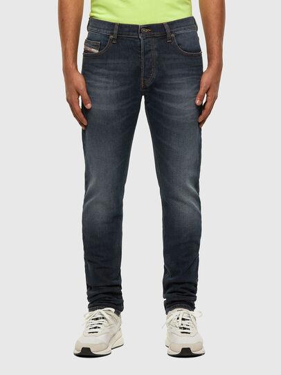 Diesel - D-Luster 009EM, Dunkelblau - Jeans - Image 1