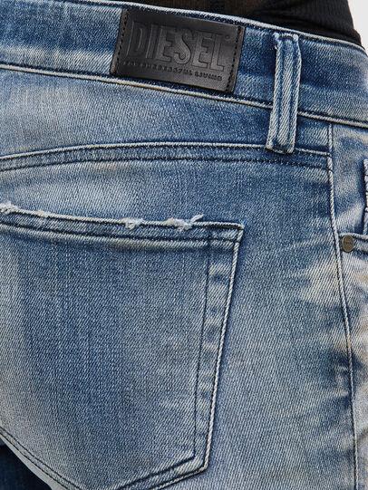 Diesel - Slandy 009JJ, Medium blue - Jeans - Image 5