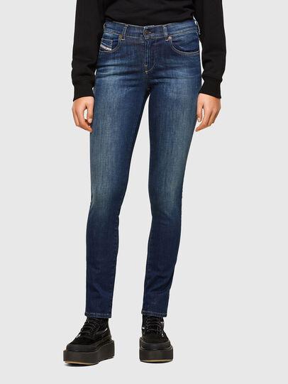Diesel - Sandy 009HL, Bleu Foncé - Jeans - Image 1