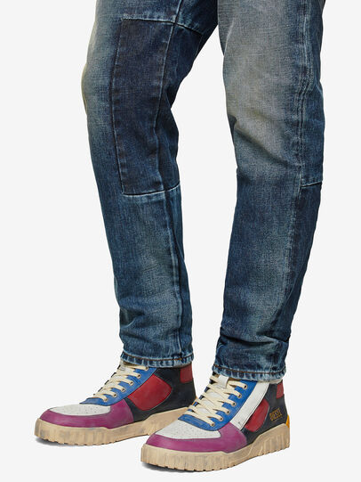 Diesel - D-Fining 009SV, Mittelblau - Jeans - Image 5
