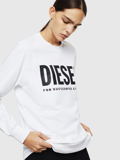Diesel - S-GIR-DIVISION-LOGO,  - Sweatshirts - Image 2