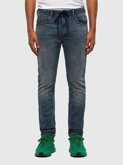 Diesel - Thommer JoggJeans 069NZ, Mittelblau - Jeans - Image 1