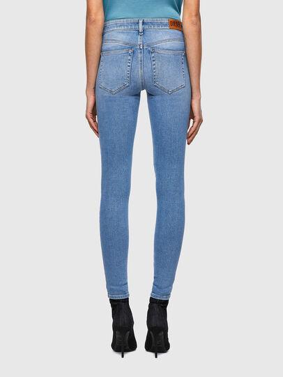Diesel - Slandy 009ZY, Blu Chiaro - Jeans - Image 2