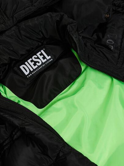 Diesel - W-RUSSELL-LONG, Schwarz - Winterjacken - Image 8