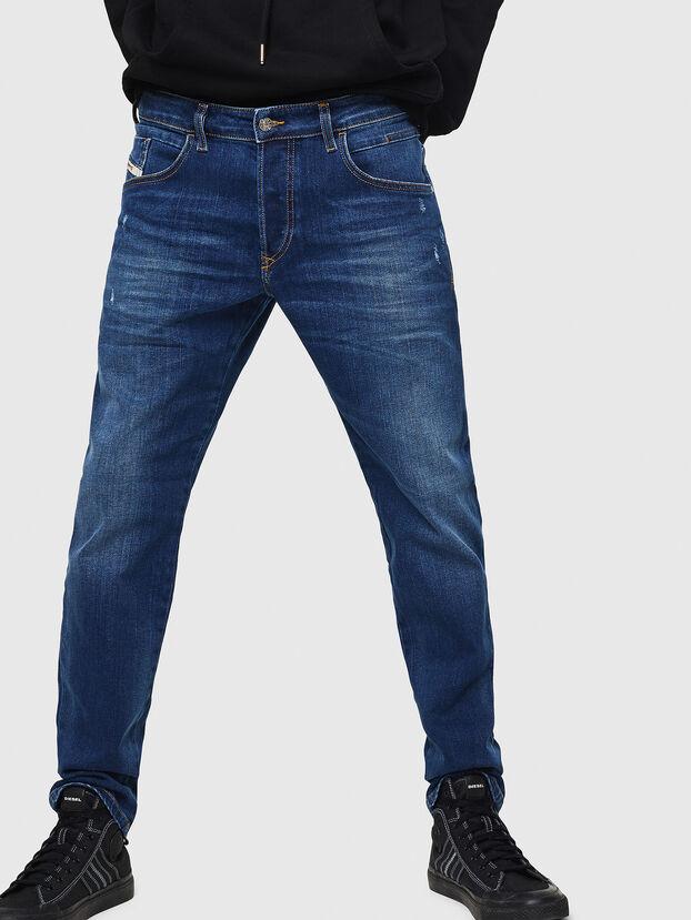 D-Bazer 083AZ, Dunkelblau - Jeans