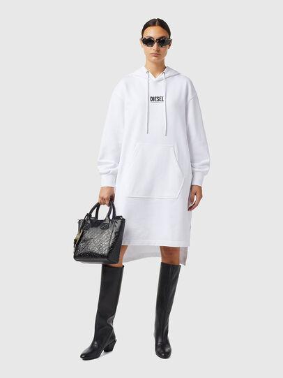 Diesel - D-ILSE-ECOSMALLOGO, Blanc - Robes - Image 1